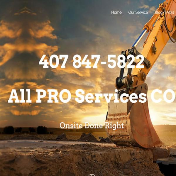 All Pro Services