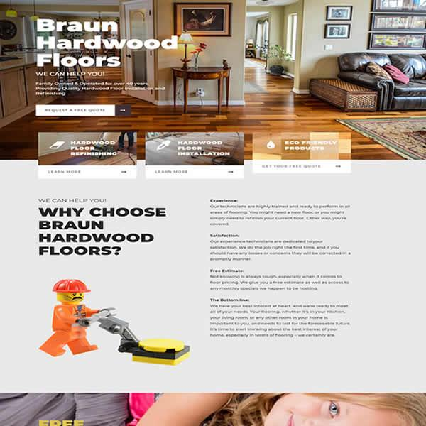 Braun Hardwood Floors